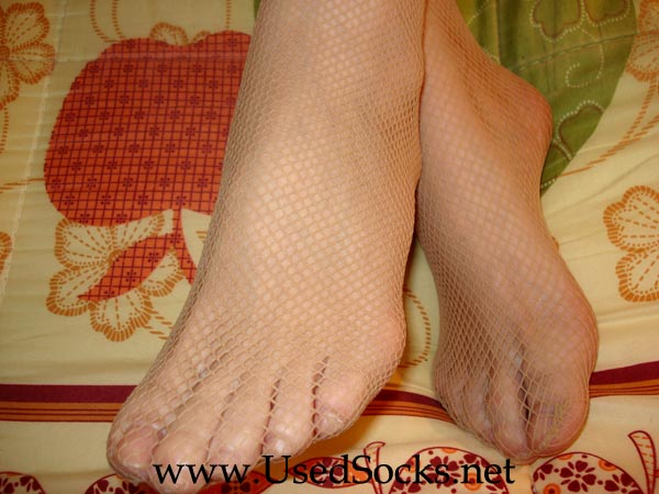 feet worship socks